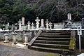 Tottori feudal lord Ikedas cemetery 086.jpg
