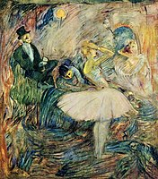 Toulouse-Lautrec - The Dancer in Her Dressing Room, 1885.jpg