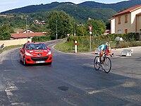 Tour de l'Ain 2010 - prologue - Roman Zhiyentayev.jpg