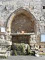 Tourtoirac abbaye enfeu.JPG