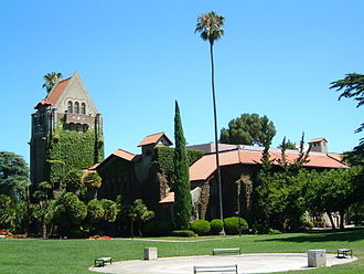 California State University - Image: Tower Hall and MDA