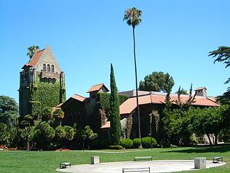 California State University - Image: Tower Hall and MDA