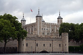 East London - The men of early East London garrisoned the Tower of London