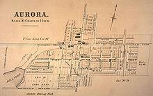 Aurora Ontario  Wikipedia