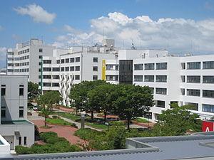 Toyohashi University of Technology - Image: Toyohashi tech 01