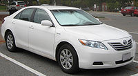 Toyota Camry Hybrid thumbnail