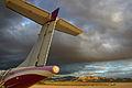 Tozeur–Nefta International Airport Aircraft.jpg