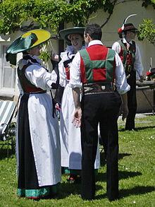 7a2e5690ad2f0 Boarische Tracht – Boarische Wikipedia