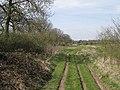 Track to Nunley Farm - geograph.org.uk - 1804969.jpg