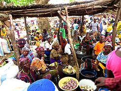 Traditional food market in Logobou, Burkina Faso.jpg