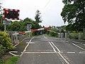 Train's coming - geograph.org.uk - 1450589.jpg