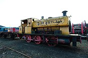 Train Stations and Trains Bo'Ness Steam - 2014 (15127330907).jpg