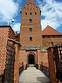 Trakai Castle Entrance.JPG