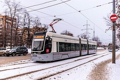 Как доехать до Дмитровский Проезд на общественном транспорте
