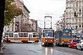 Tram in Sofia near Macedonia place 2012 PD 076.jpg