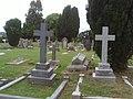 Tranquil Crosses - geograph.org.uk - 1433465.jpg