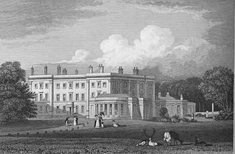 Henry Holland (architect) - Trentham Hall, 1775–78, demolished