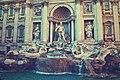 Trevi fountain (Pixabay 498462).jpg