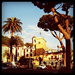 Trevignano Romano - Trevignano's old city centre