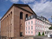 Trier Kurfuerstliches Palais BW 4.JPG