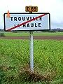 Trouville-la-Haule-FR-27-panneau de fin d'agglomération-02.jpg