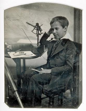 Truman Henry Safford - Safford circa 1844, by Southworth & Hawes