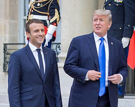 Emmanuel Macron Wikiwand