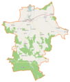 Trzcińsko-Zdrój (gmina) location map.png