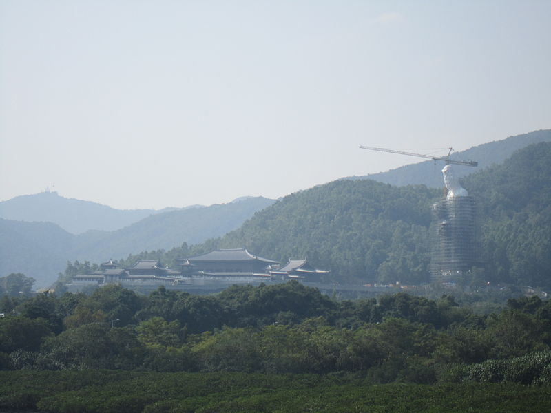 File:Tsz Shan Monastery under construction 201210.JPG