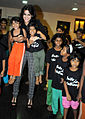 Tulip Joshi interacts with young girls at Arts in Motion's 'Dance with Joy' event 03.jpg