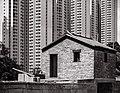 Tung Chung Fort, guard house and a cannon Tung Chung, Lantau Island (Hong Kong).jpg