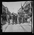 Tunis, Tunisia. Allied troops entering Tunis8d29797r.jpg