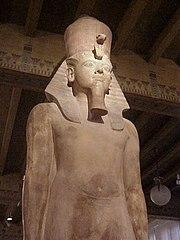 Tutanchamonova socha
