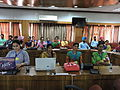 Two Days Punjabi Wikipedia Workshop,at State capital , Chandigarh 04.JPG