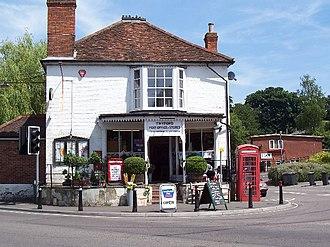 Twyford, Hampshire - Image: Twyford Post Office