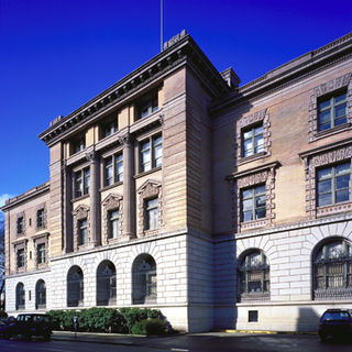 United States Customhouse (Portland, Oregon) Historic building in Portland, Oregon, U.S.