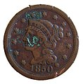 USA, 1850 -LARGE CENT a - Flickr - woody1778a edit.jpg