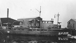USS Abalone (SP-208) - Image: USS Abalone (SP 208)
