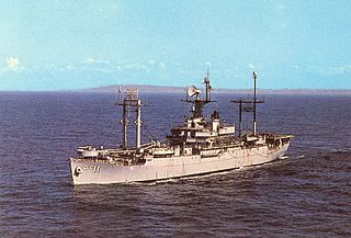 USS <i>Eldorado</i> (AGC-11) United States Navy amphibious force command ship