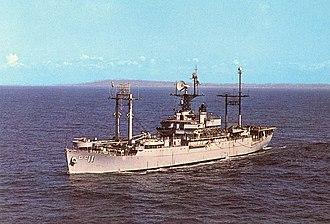 USS Eldorado (AGC-11) - USS Eldorado (LCC-11)
