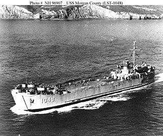 USS <i>Morgan County</i> (LST-1048)