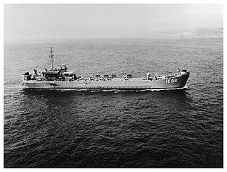 USS <i>Pulaski County</i> (LST-1088)