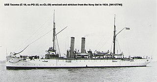 USS <i>Tacoma</i> (CL-20)