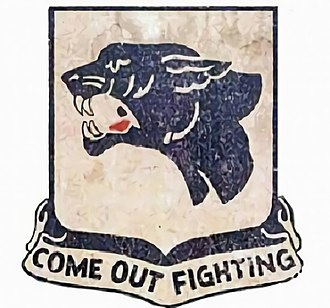 761st Tank Battalion (United States) - Image: US 761st Tank Battalion Black Panther