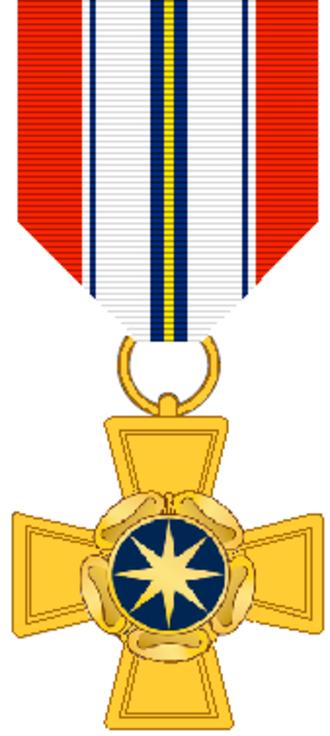 National Intelligence Cross - Image: US National Intelligence Cross