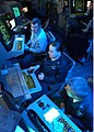 US Navy 030108-N-2410G-501 Air Traffic Controllers man their positions.jpg