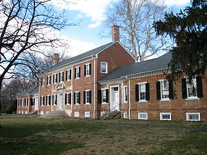 Stafford County, Virginia - Chatham Manor