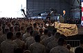 US Vice President Joe Biden speaks to Marines, sailors and their families at Marine Corps Base Hawaii 110825-M-TN436-741.jpg
