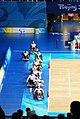 US national wheelchair rugby team - Beijing Paralympics 2008.jpg