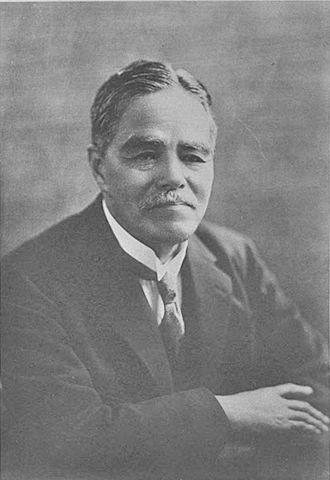 Uchimura Kanzō - Uchimura Kanzō in 1918
